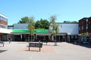 Primary photo of Southway Shopping Centre, Units 321-357
