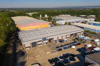 Primary Photo of Mills Road Industrial Estate, Units 13A-13D