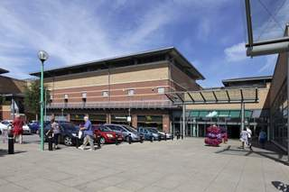 Primary Photo of Crystal Peaks Shopping Centre, Sheffield