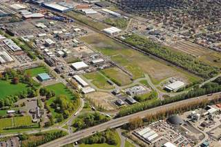 Primary Photo - Earls Gate Park, Grangemouth - Commercial land plot for sale - 1.37 acres