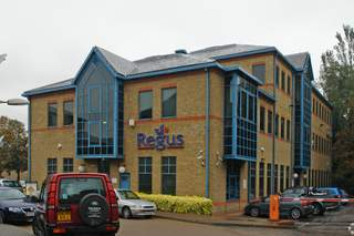 Primary Photo - Rourke House, Staines - Serviced office for rent - 50 to 2,000 sq ft
