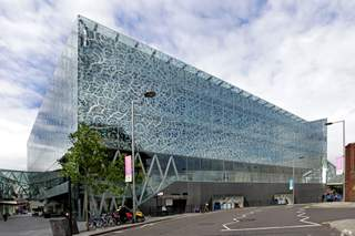 Primary Photo of Highcross Shopping Centre