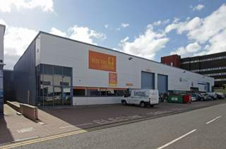 Primary Photo - Roseberry Court, Glasgow - Industrial unit for rent - 4,880 sq ft