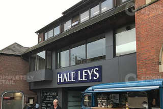 Primary photo of Hale Leys Shopping Centre, Unit 3