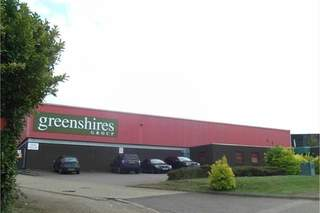 Primary Photo of Former Greenshires Printers