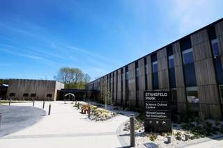 Primary Photo of Wood Centre for Innovation