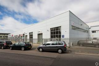 Primary Photo of Chartwell Business Centre, Units 1-11