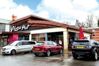 Primary Photo - Pizza Hut, Stafford - Shop for sale - 3,855 sq ft