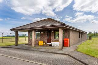 Front Building Photo - Balado, Kinross - Commercial land plot for sale - 9 acres
