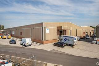 Primary Photo of Barton Hall Business Centre, Units G1-G8