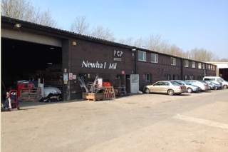 Primary Photo - Unit 1 & 2, Milton Rd, New Hall Mills, Stoke On Trent - Light industrial unit for rent - 6,300 to 11,700 sq ft