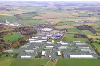Primary Photo of Thainstone Business Park Development Site