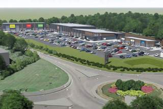Primary Photo of Tyneview Retail Park, Prudhoe