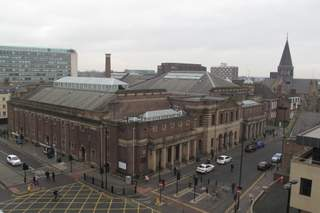 Primary Photo of Newcastle City Baths and City Hall Cafe