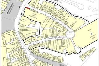 Goad Map for The Prince Bishops Shopping Centre
