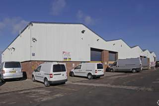 Primary photo of Units 12-16, Rood End Rd
