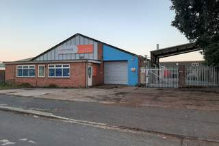Primary Photo of Former Car Body Repair Centre
