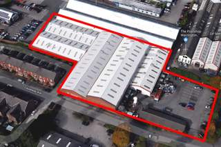 Primary Photo - Causeway Ave, Warrington - Industrial unit for sale - 40,903 sq ft