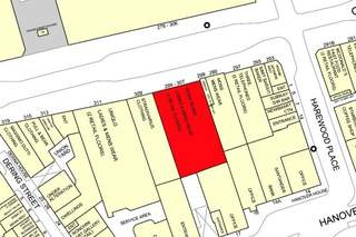 Goad Map for 301-307 Oxford St