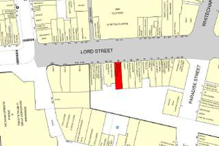 Goad Map for 62 Lord St
