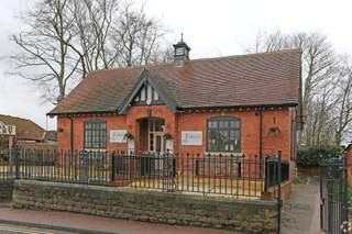 Primary Photo of The Old Library