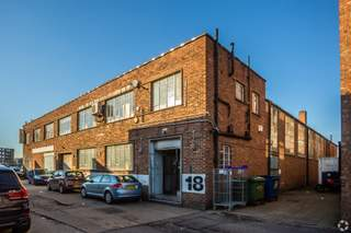 Primary Photo of 18-22 Trading Estate Rd, London