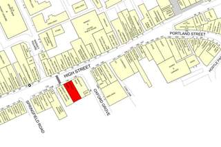 Goad Map for 135 High St