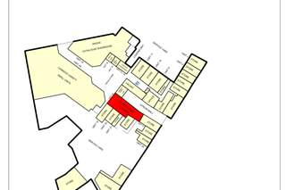 Goad Map for Cannock Shopping Centre