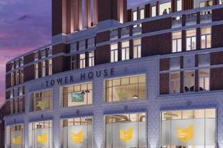 Primary Photo of Tower House- Retail Units