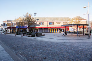 Primary Photo of Drummers Corner Shopping Centre