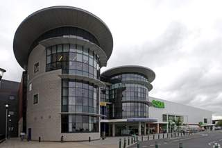Primary Photo of Chelmsley Wood Shopping Centre, Birmingham