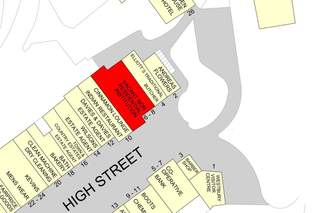 Goad Map for 6 High St