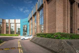 Entrance Photo - Stuart House, Peterborough - Serviced office for rent - 50 to 10,925 sq ft