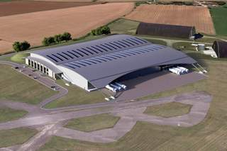 Primary Photo of The Jetstream Building, Cotswold Business Park