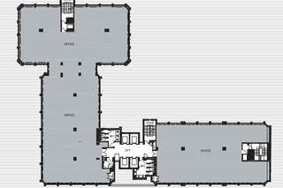 Floor Plan for One Valpy