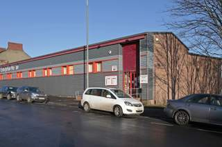 Primary Photo of Enterprise House, Motherwell