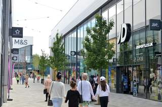 Primary Photo of Rochdale Riverside Shopping Centre