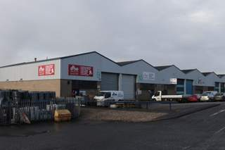 Primary Photo - 29-39 Nurseries Rd, Glasgow - Light industrial unit for rent - 10,609 sq ft