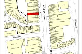 Goad Map for 87 Above Bar St