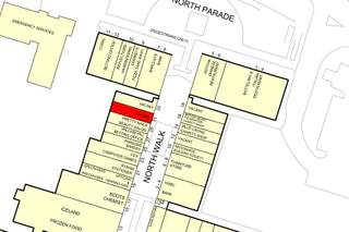 Goad Map for Yate Shopping Centre