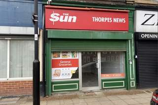 Primary Photo - 133 Upperthorpe Rd, Sheffield - Shop for rent - 386 sq ft