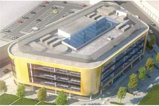 Primary Photo - Red Dalmarnock - Proposed, Glasgow - Office for sale - 106,671 sq ft