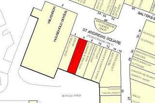 Goad Map for St Andrews Sq