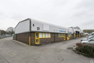 Primary Photo of Lynx West Trading Estate