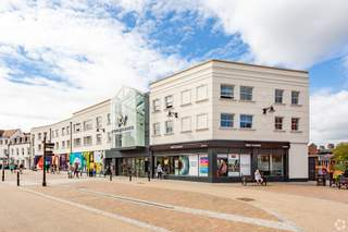 Primary photo of Crowngate Shopping Centre