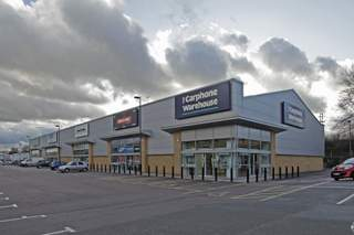 Primary Photo of Stevenage Retail Park, Units A-C
