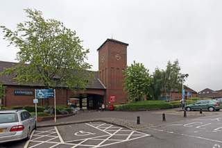 Primary Photo of Chineham Shopping Centre