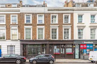 Primary Photo of 125-127 Westbourne Park Rd