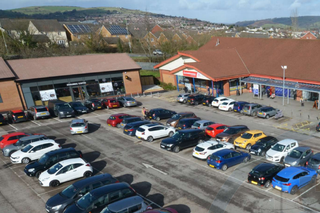 Primary photo of Castle View Shopping Centre
