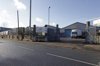 Primary Photo - Units 1-3, 1-6 Booth St, Smethwick - Industrial unit for rent - 20,382 sq ft